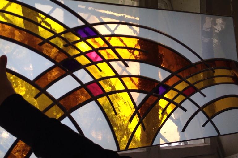 Bleiverglasung Glaskunstwerke