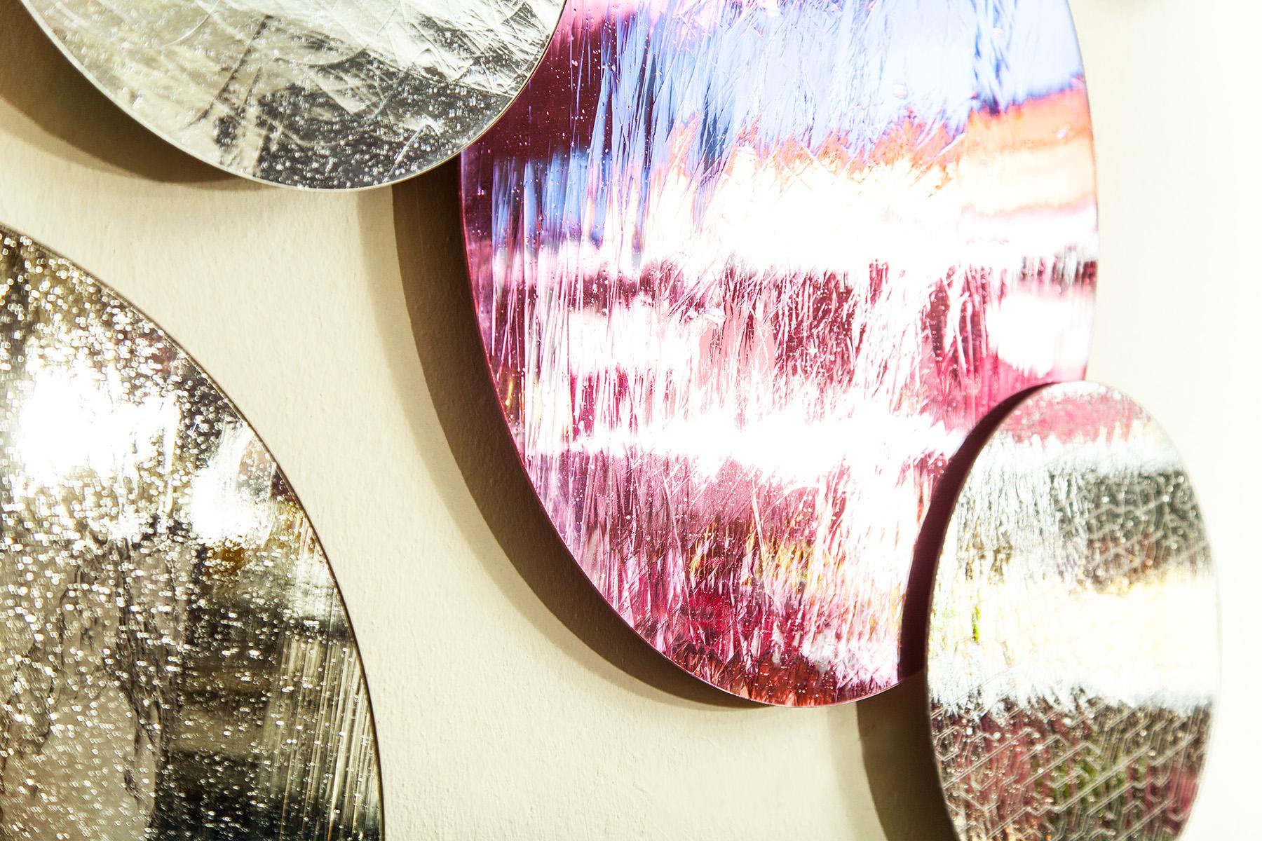 Produktserie Spiegel Glaskunst