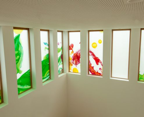 Glaskunstwerke