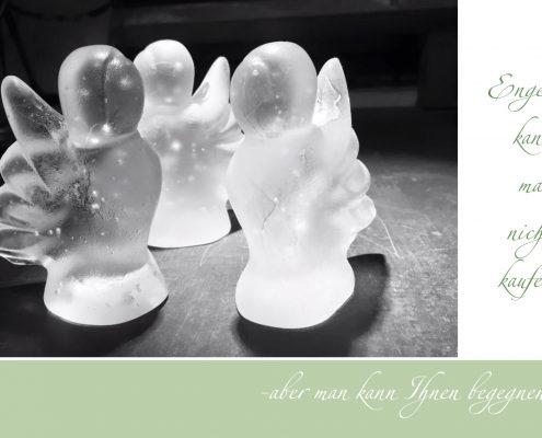 Engel aus Glas