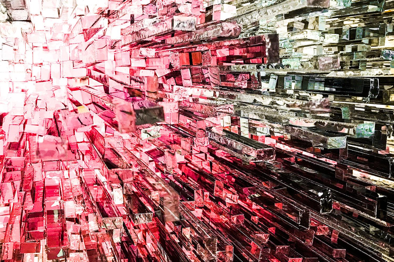 Kunstobjekt Detail dive now Lea Schulz-Dievenow
