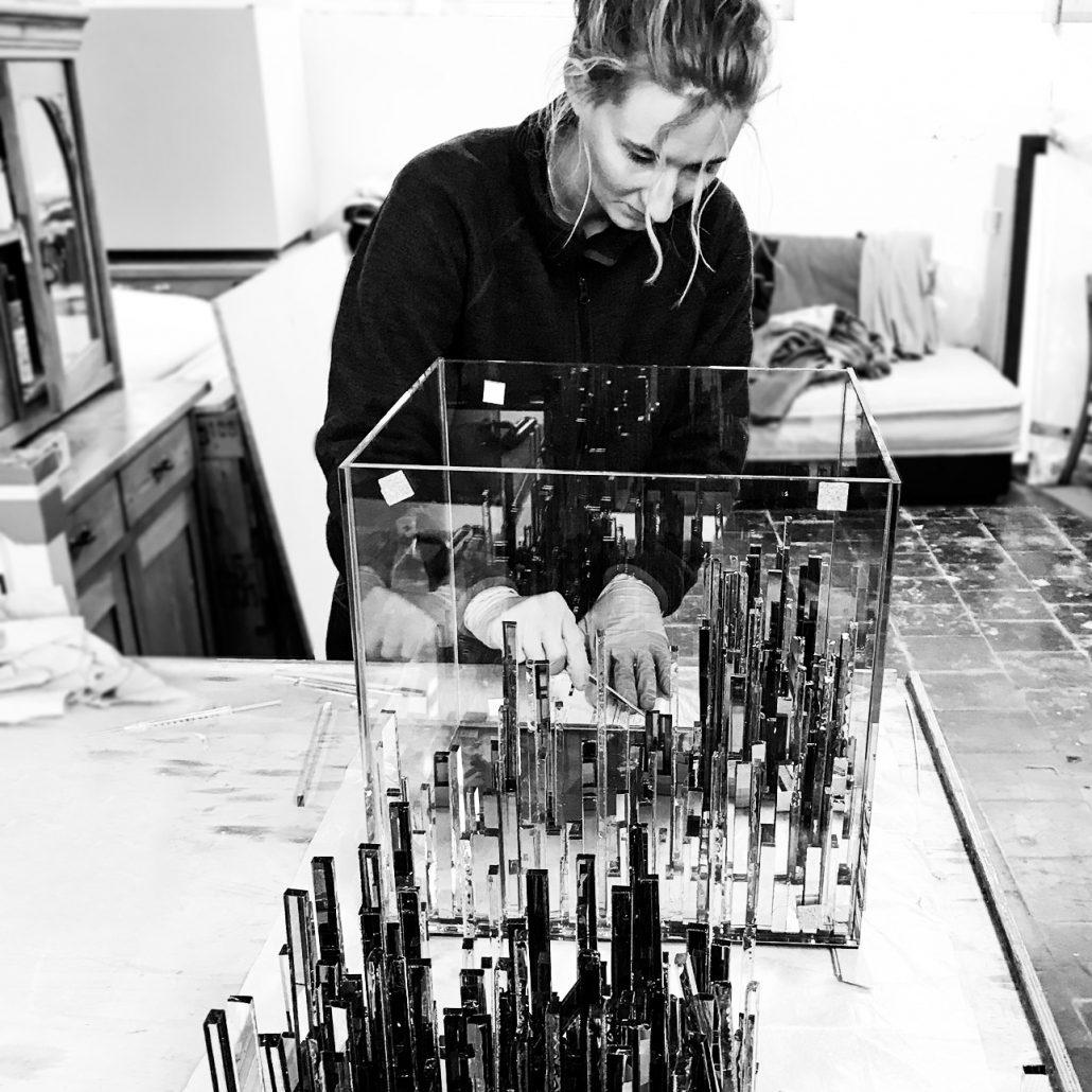 Dive Now Kunstobjekt Lea Schulz-Dievenow