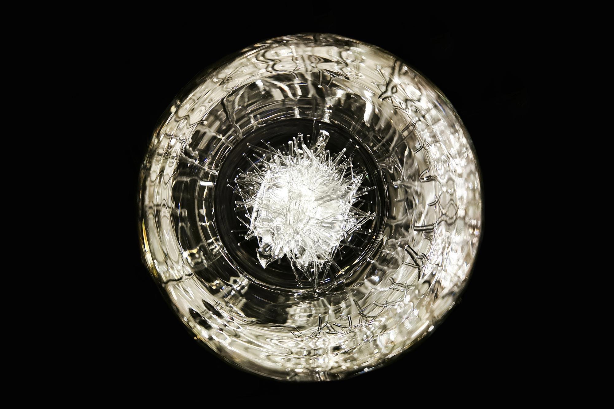 Glasspiegelung