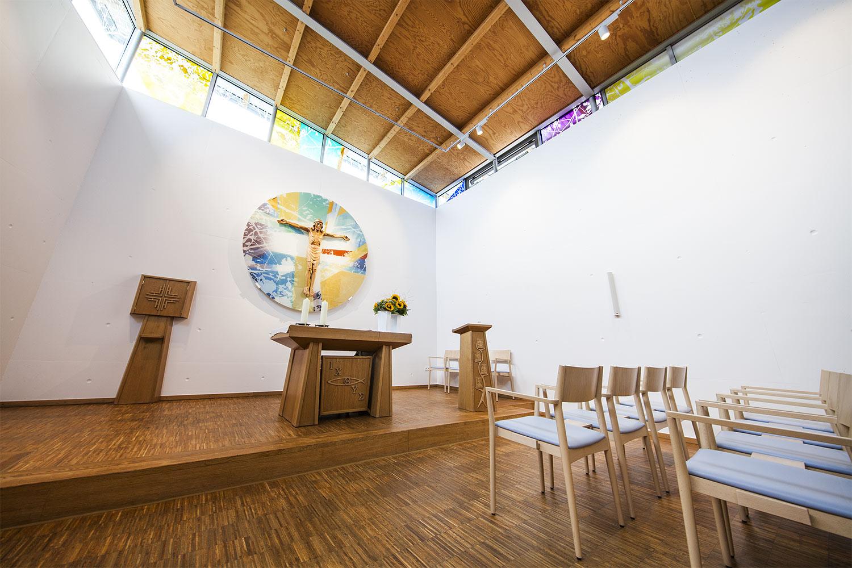 Kapelle Interior